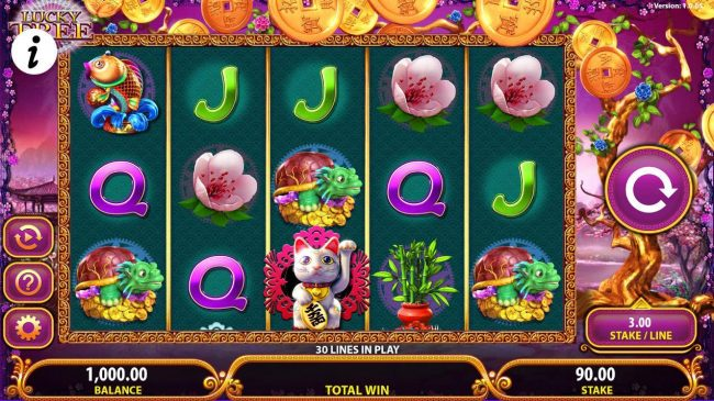 Asian Themed Slot Machines